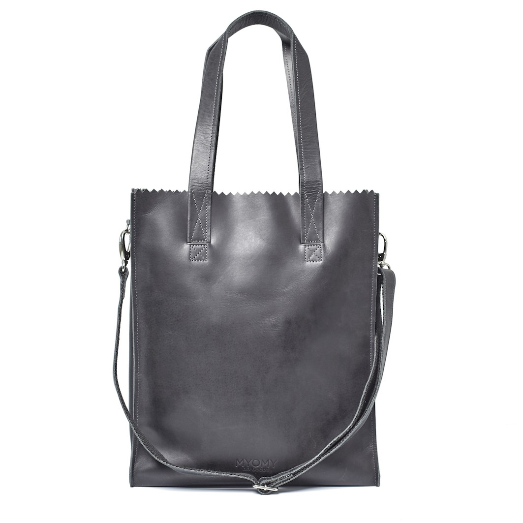 MY PAPER BAG Deluxe office - hunter off-black