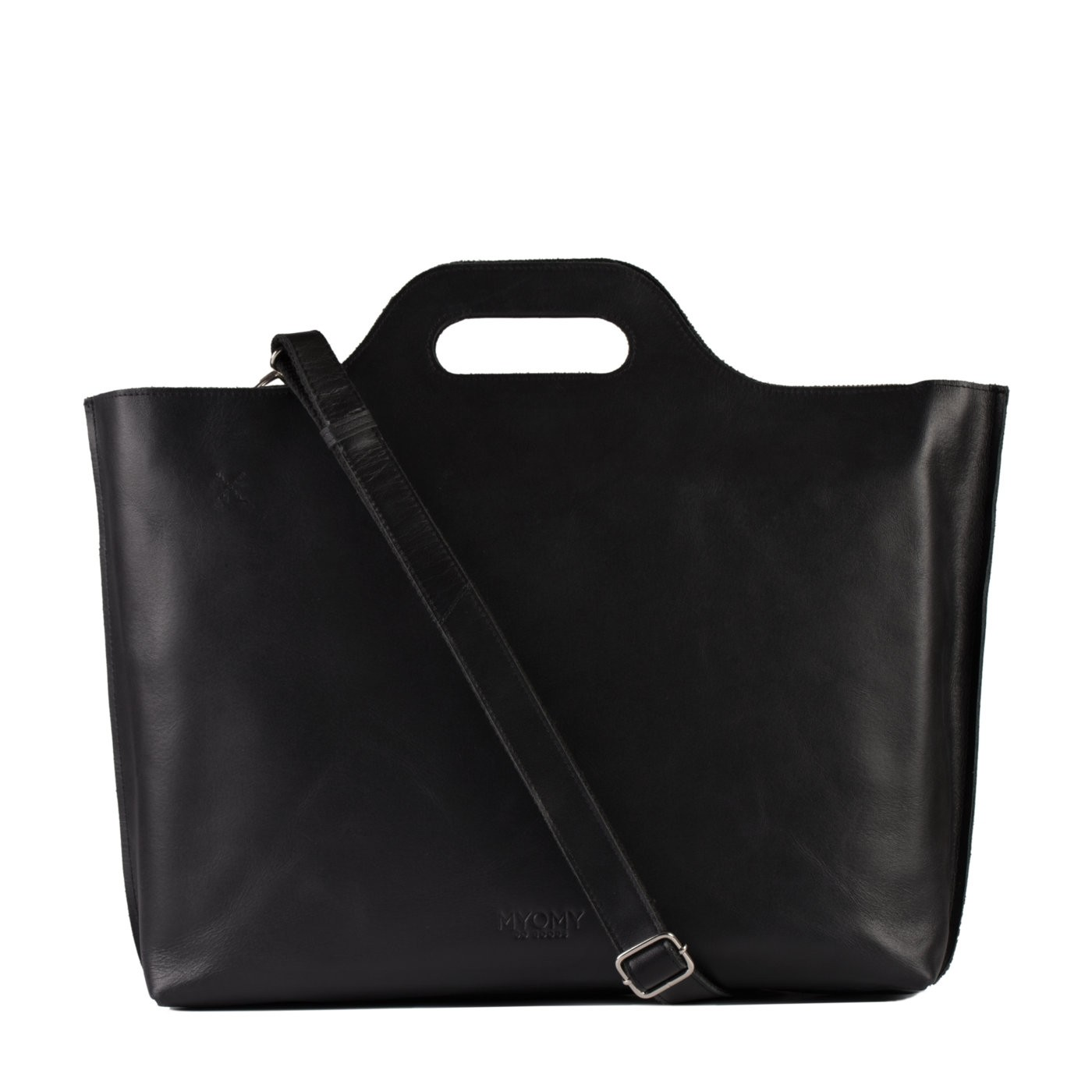 MY CARRY BAG Go bizz – hunter waxy black