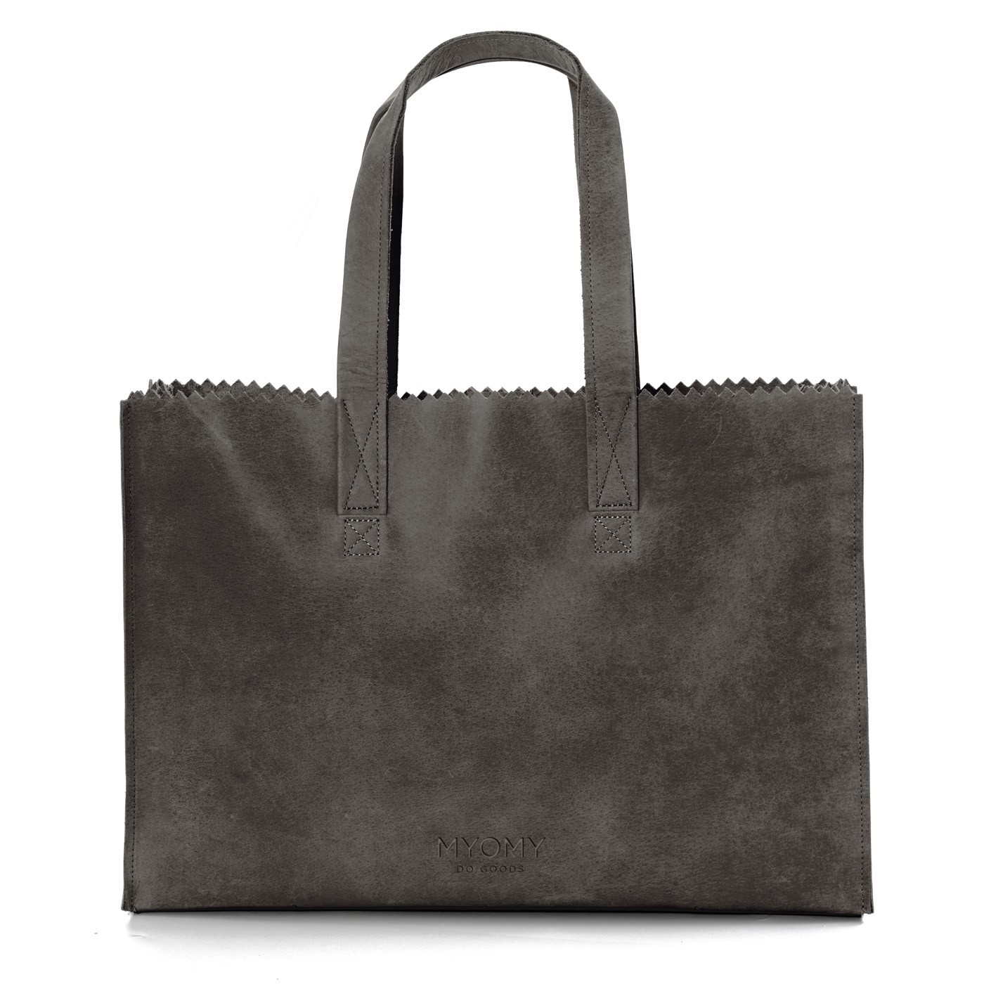 MY PAPER BAG Go bizz – hunter off-black
