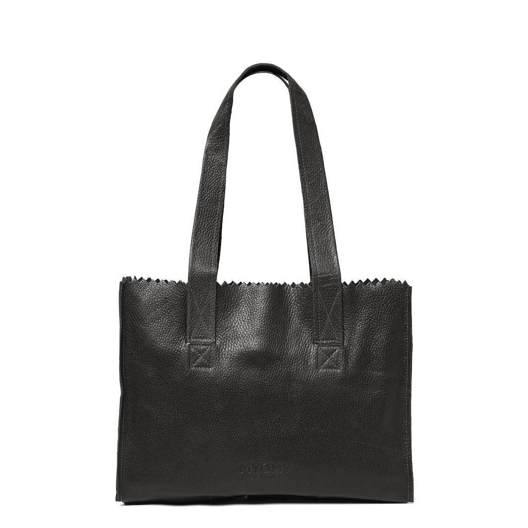 MY PAPER BAG Handbag – rambler black