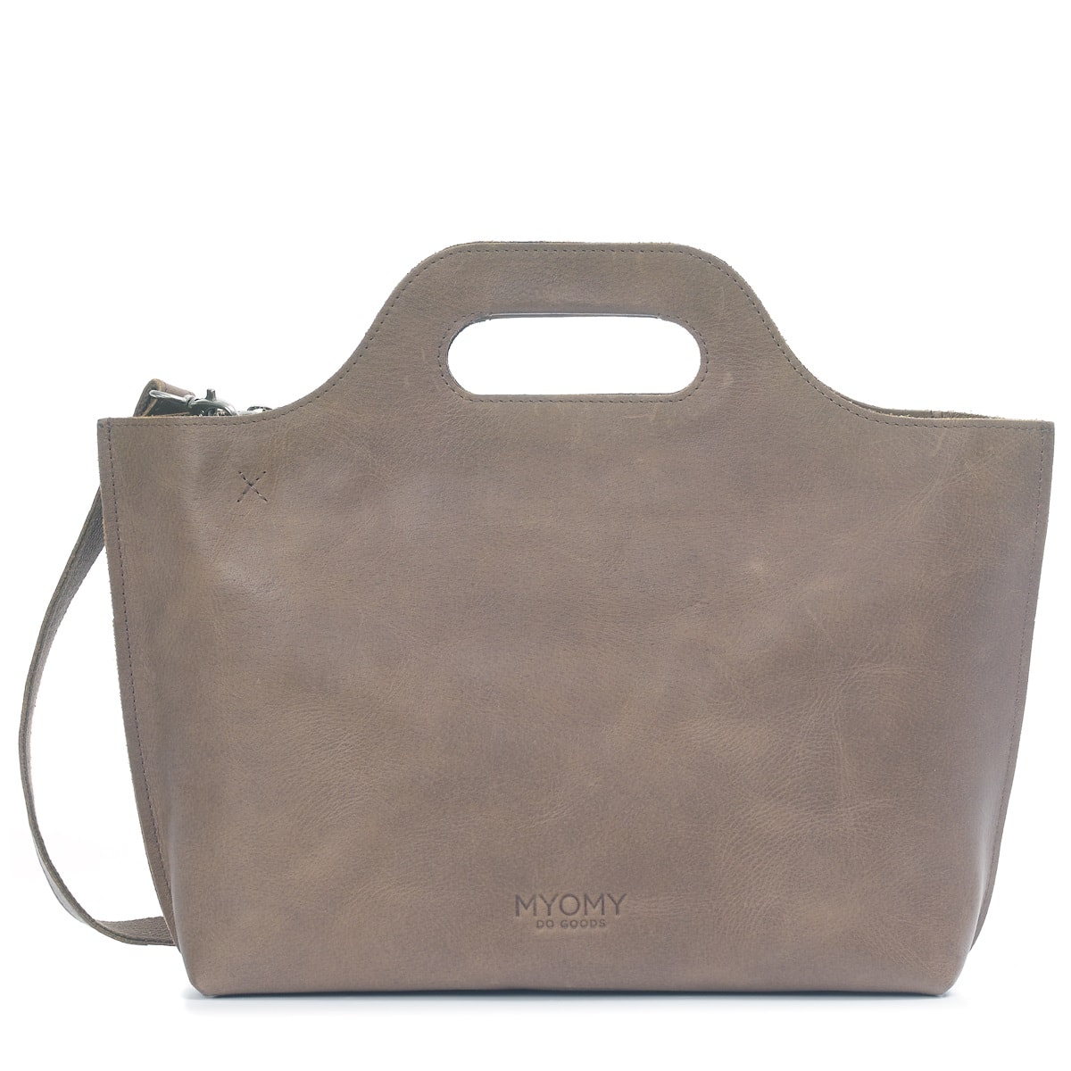 MY CARRY BAG Handbag – hunter taupe