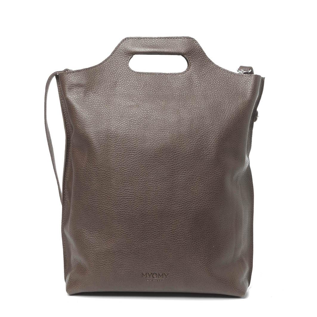 MY CARRY BAG Shopper – rambler taupe