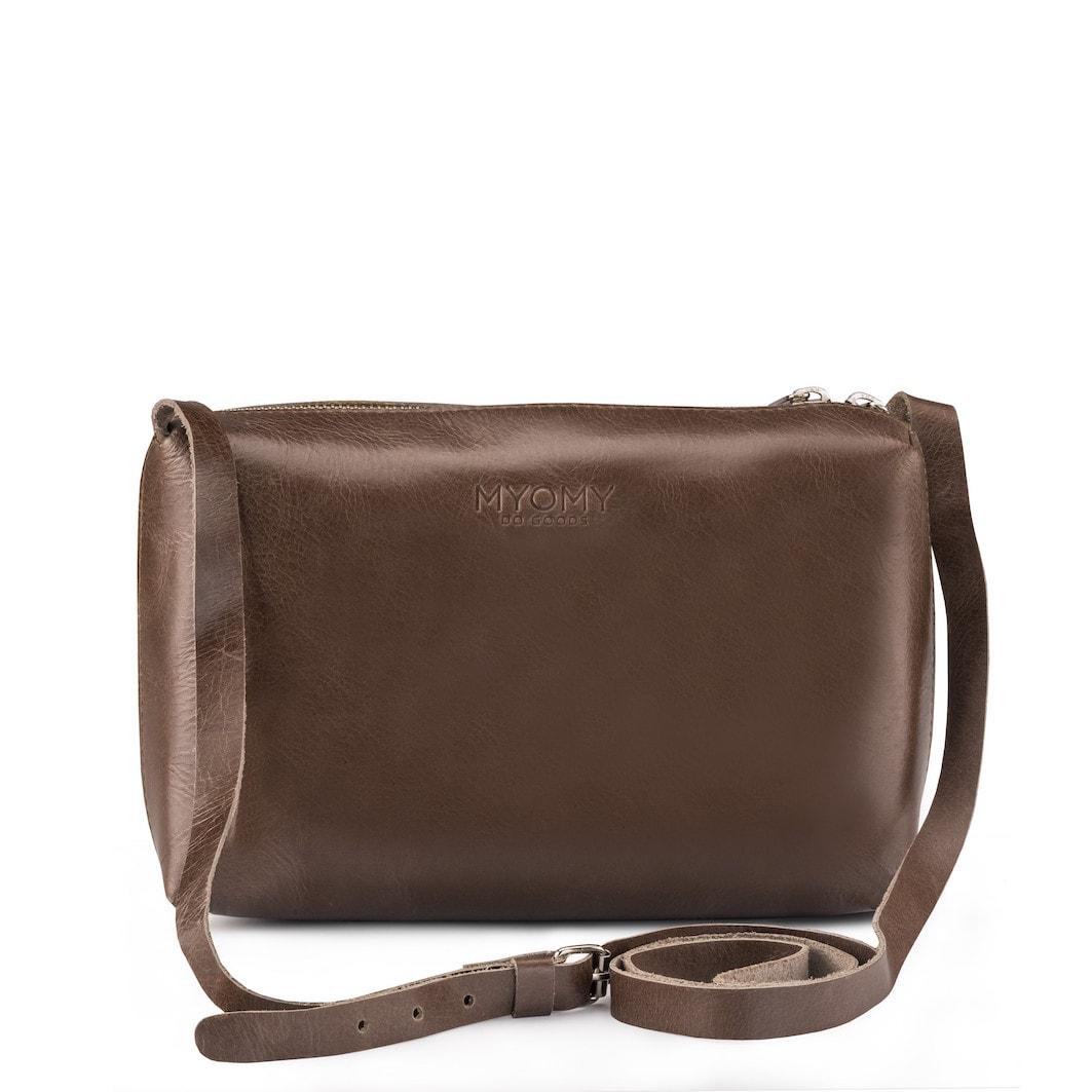 MY BLACK BAG Handbag – hunter waxy taupe