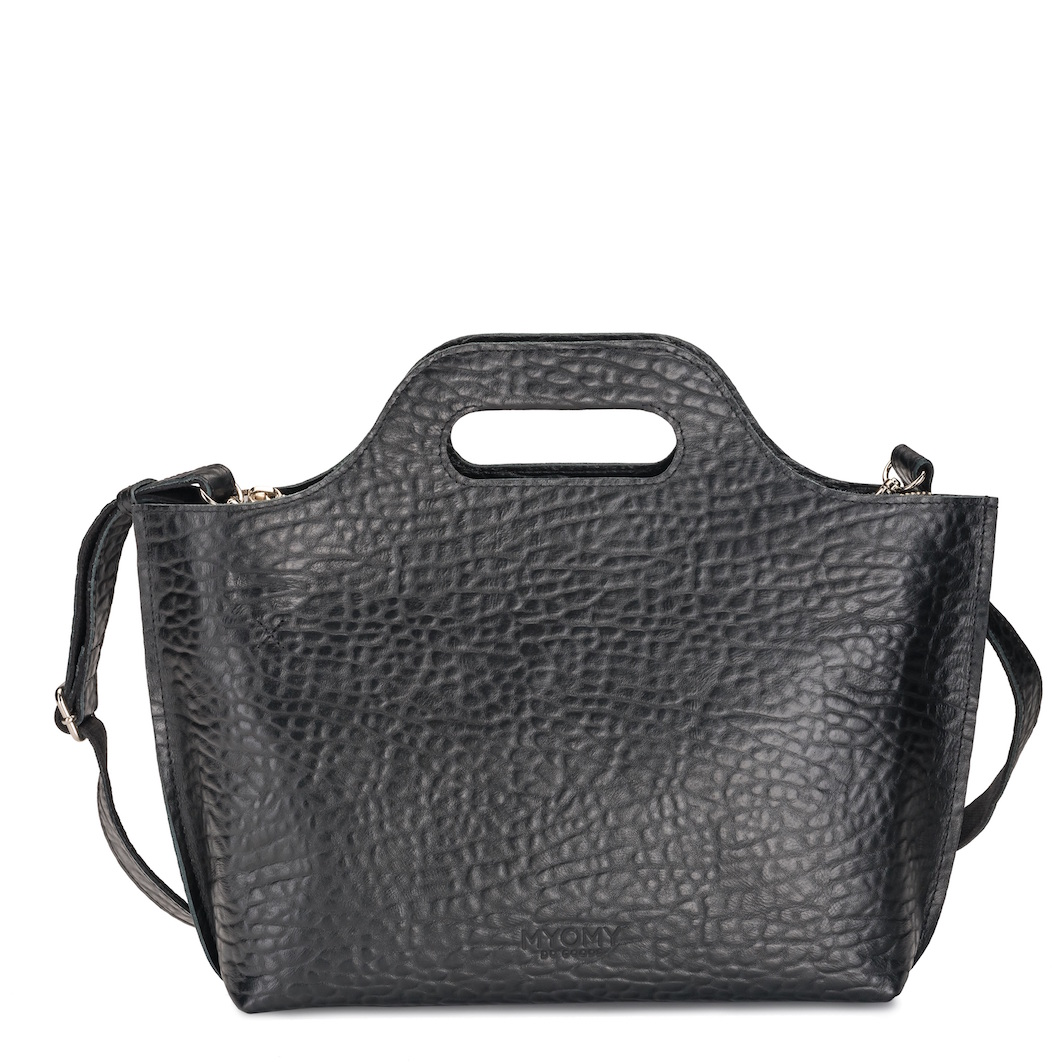 MY CARRY BAG Handbag – bubble black