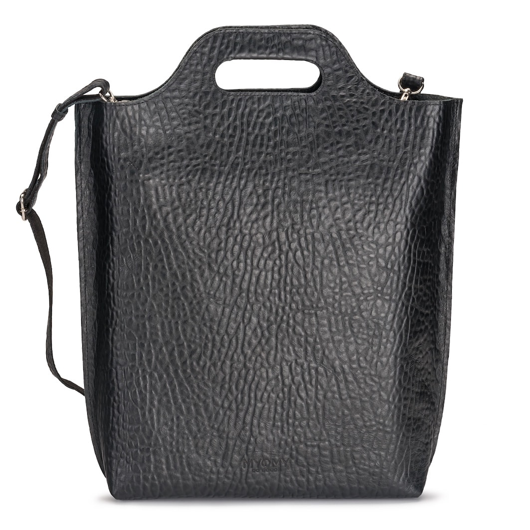 MY CARRY BAG Shopper – bubble black