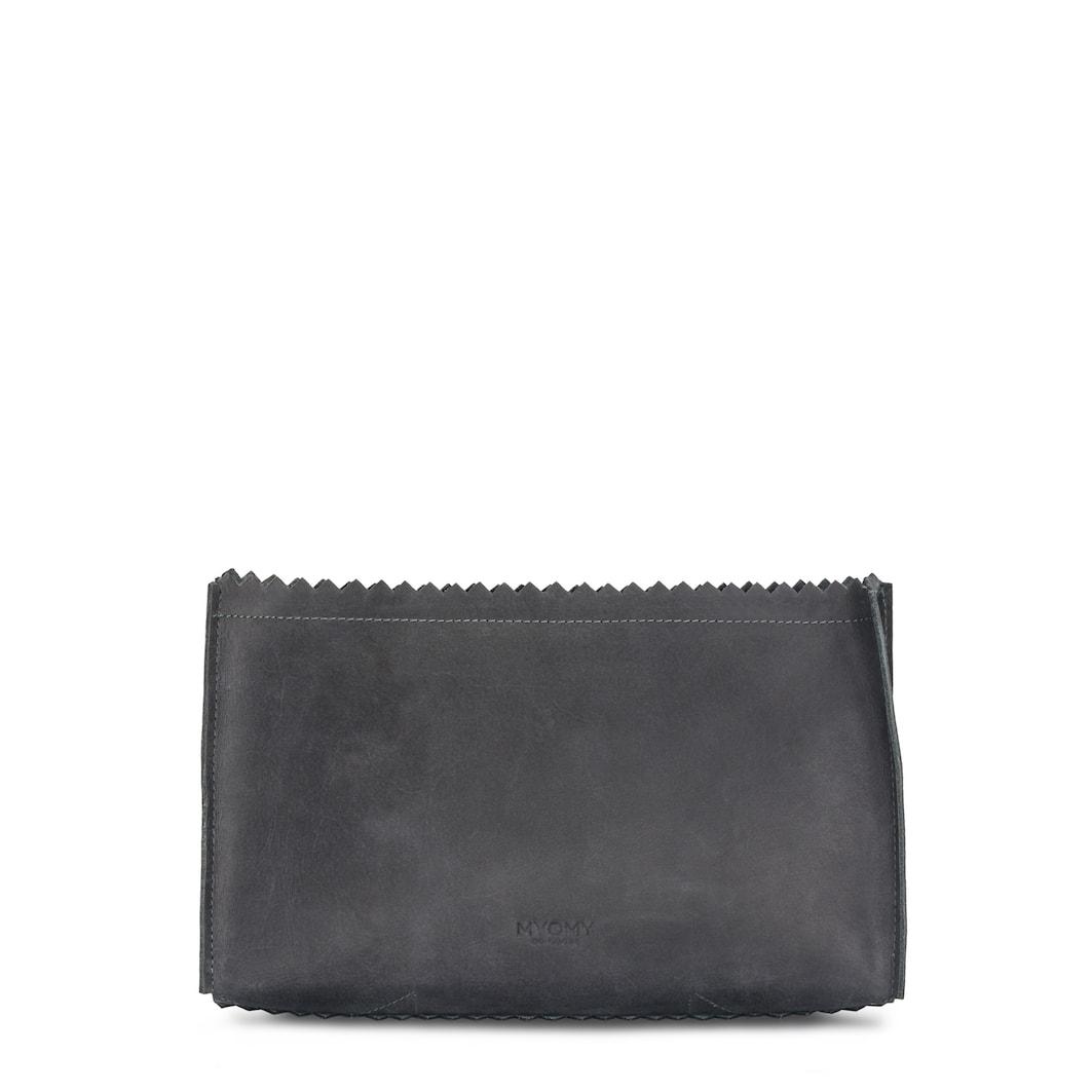 MY PAPER BAG Care bag – hunter off-black