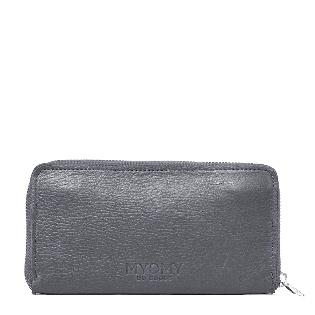 MY PAPER BAG Wallet Large – rambler storm grey