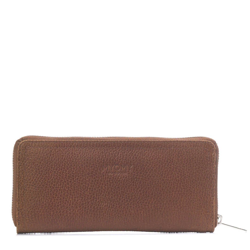 MYOMY Wallet L – rambler brandy