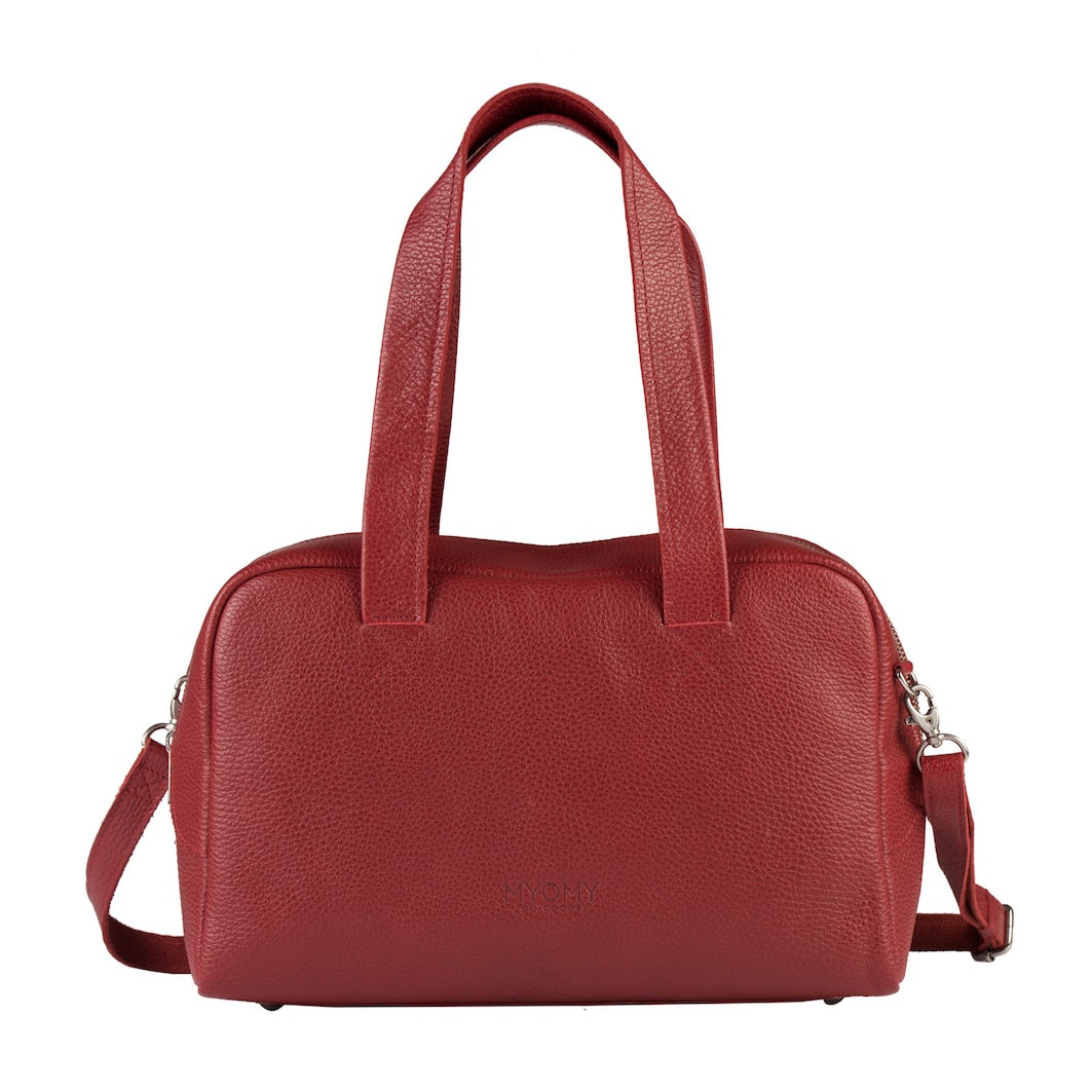 MY GYM BAG Handbag medium – rambler red