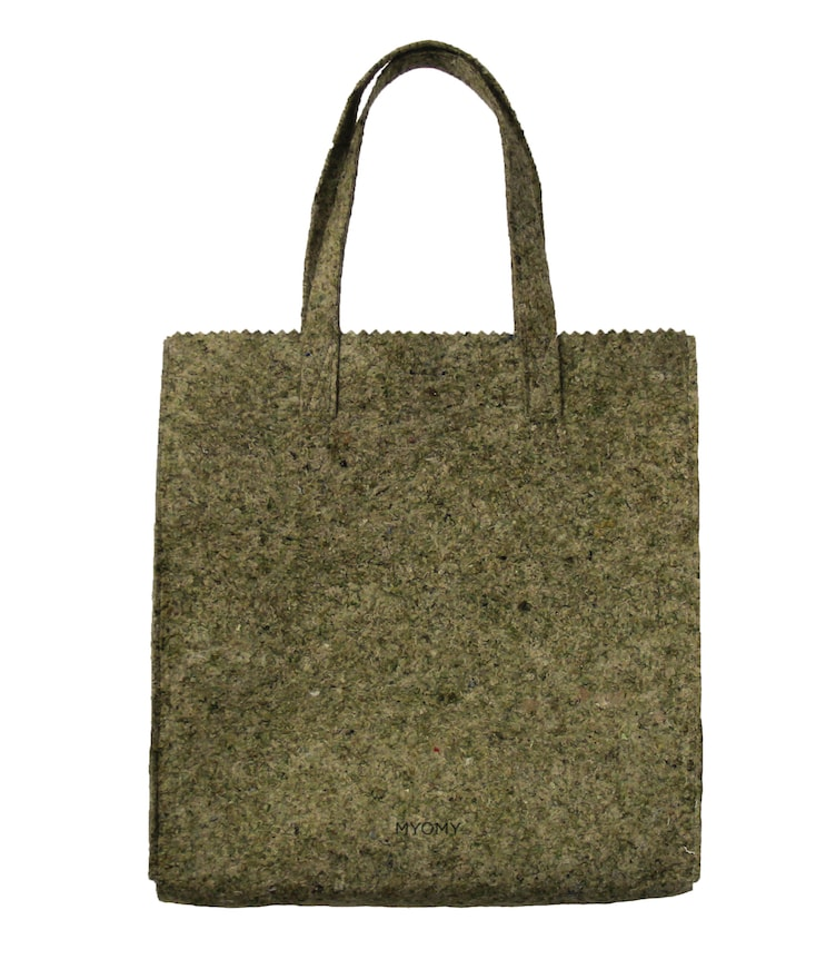 MY PAPER BAG XL – felt army peace
