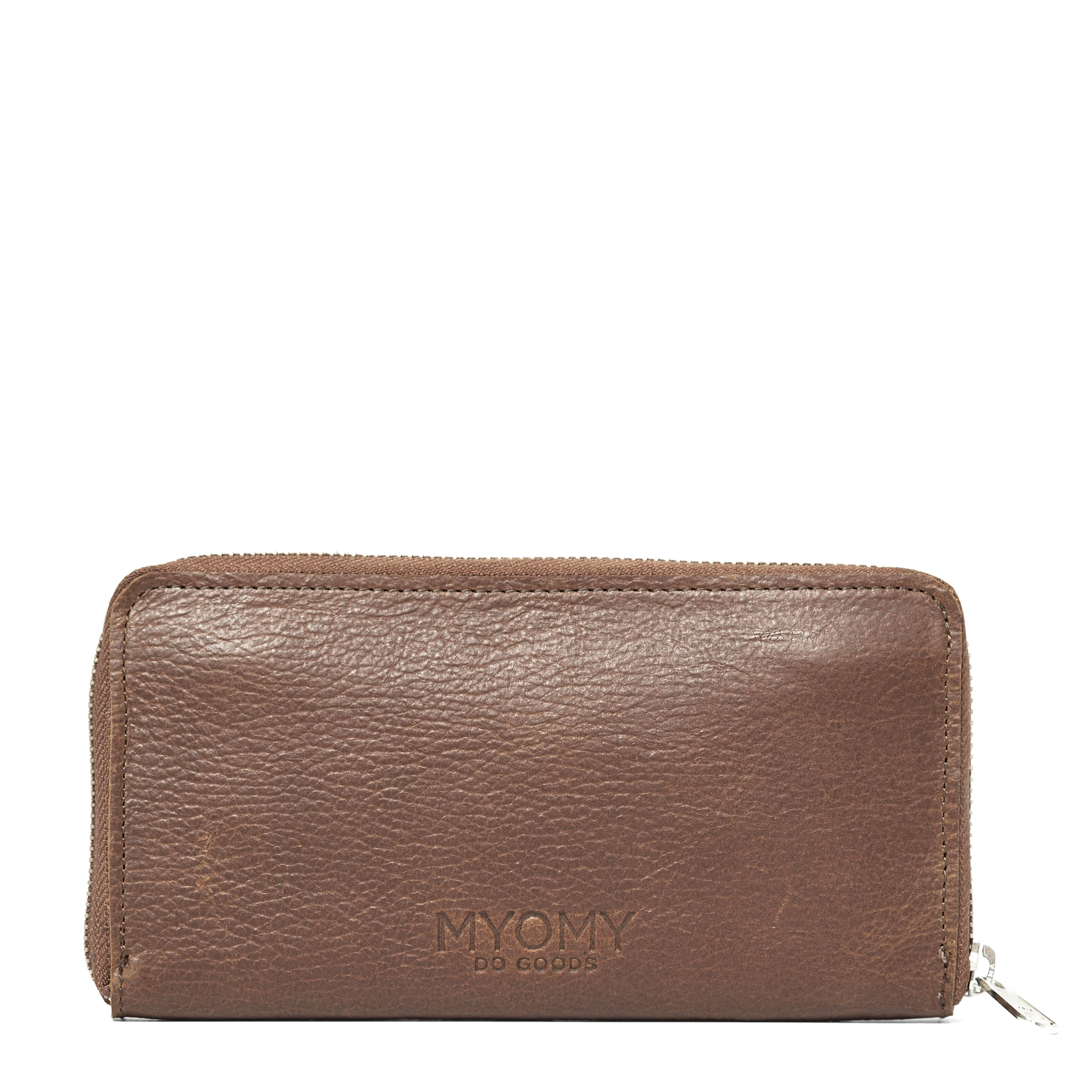 MY PAPER BAG Wallet – rambler brandy