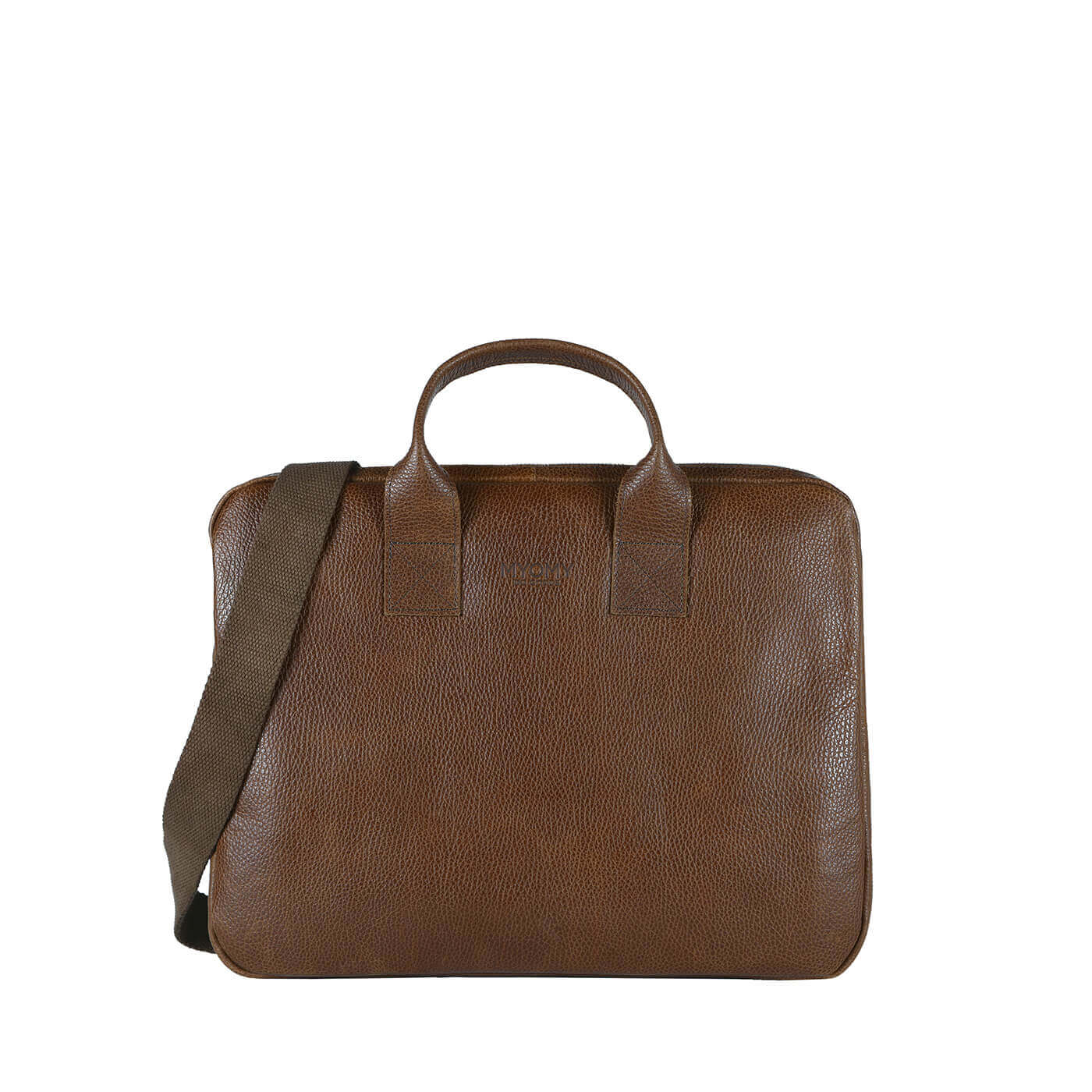 MY PHILIP BAG Laptop bag – rambler brandy