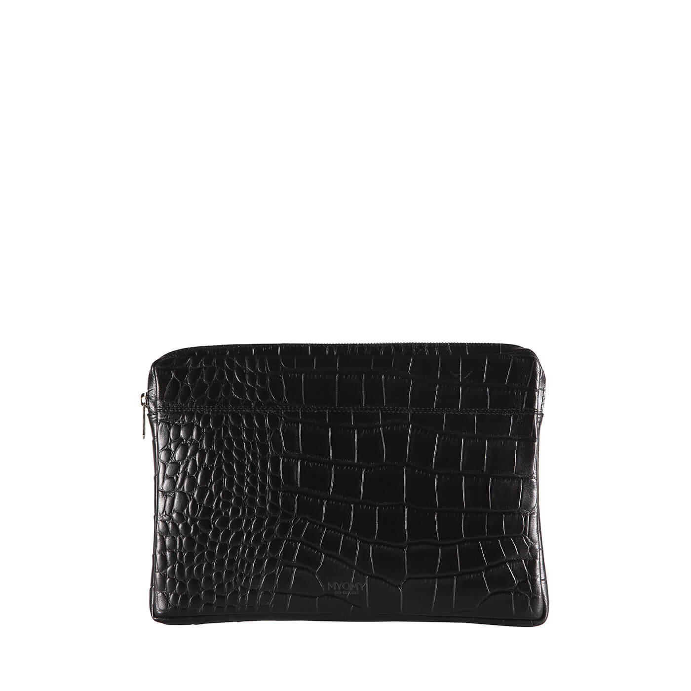 MY PHILIP BAG Laptop Sleeve 13 inch - croco black