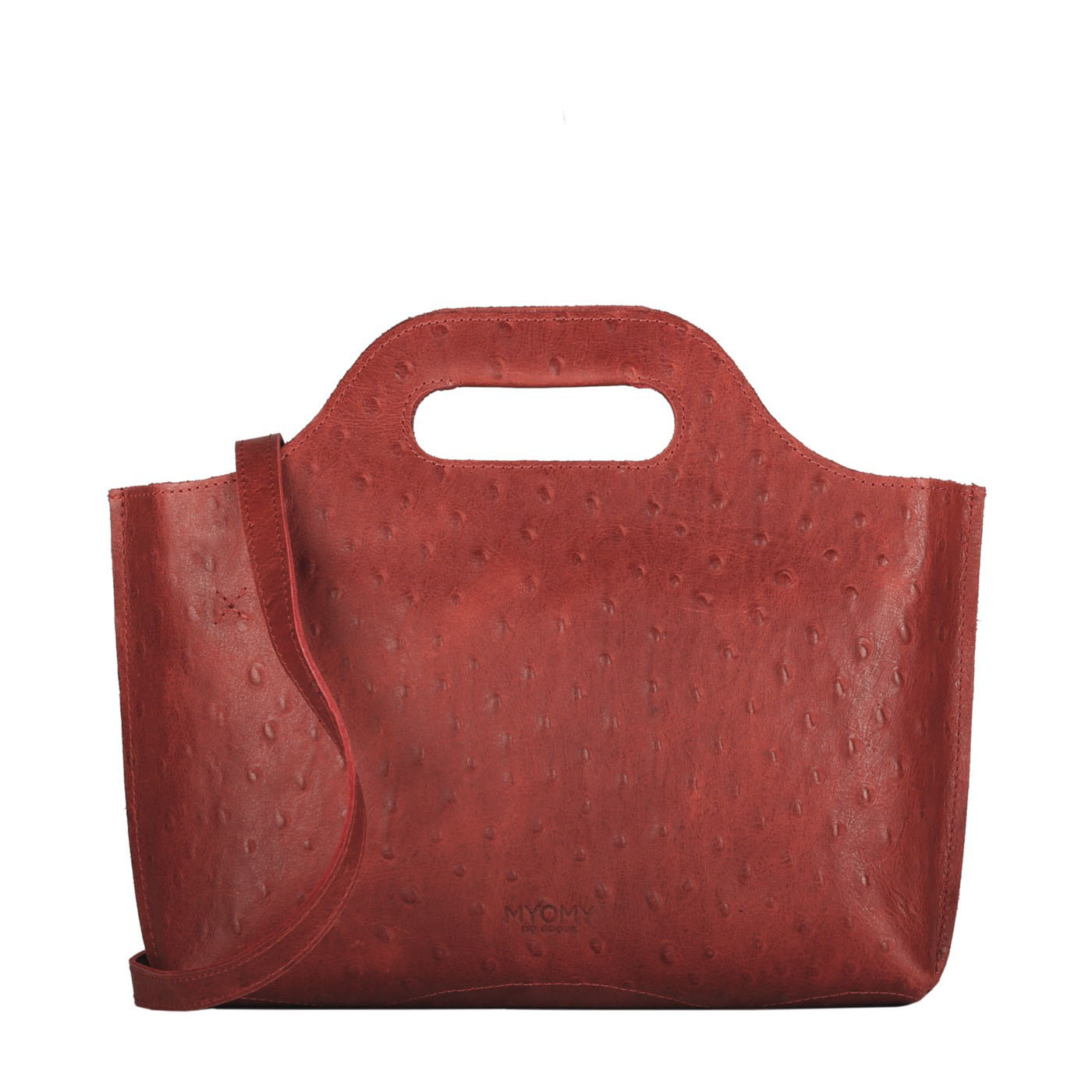 MY CARRY BAG Mini – ostrich red